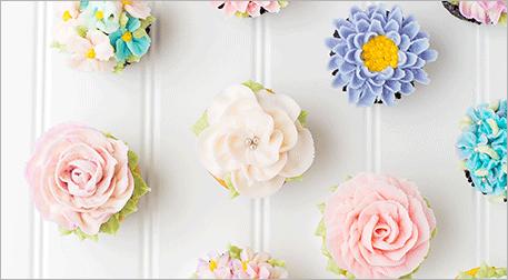 Süslü Püslü Cupcake