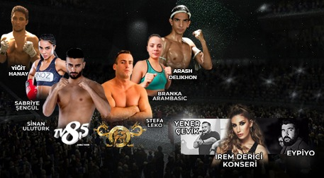 World Champions Kick Boxing Night