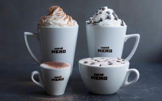 Caffé Nero'dan Kış Aylarına Yönelik Yoğun Leziz ve Kusursuz Tatlar