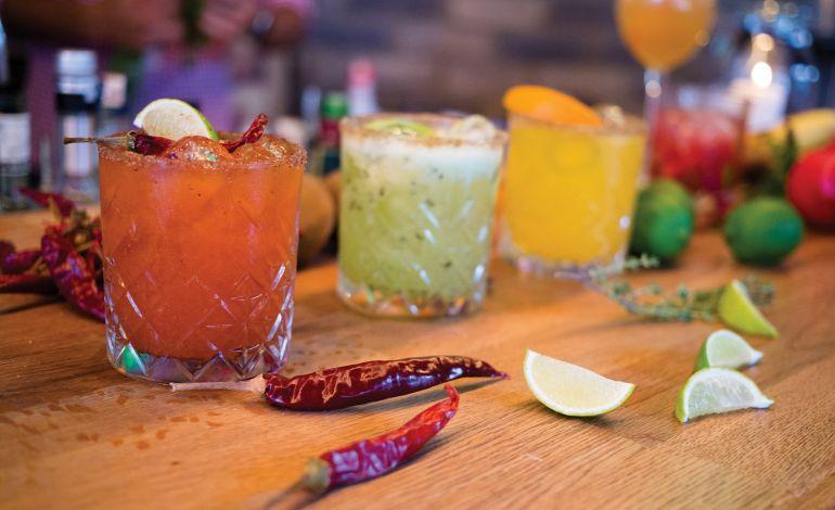 Şehrin Meksikalısı'ndan Margarita Severlere Özel Tatlar!