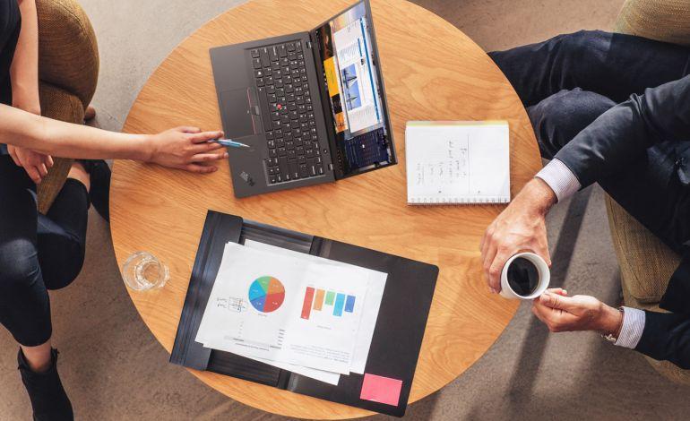 Lenovo ThinkPad X1 Carbon Günün Her Saati Size Eşlik Ediyor