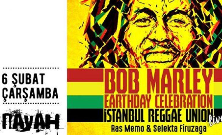 Bob Marley Earthday Celebration