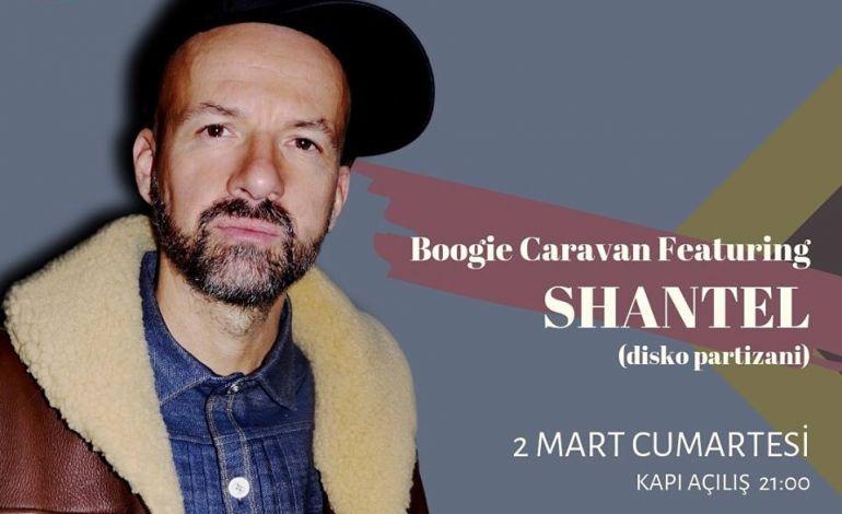 Boogie Caravan Featuring Shantel
