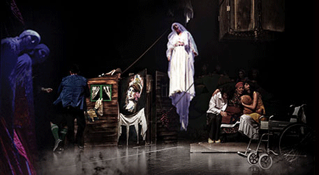 Çingeneler Zamanı Müzikali
