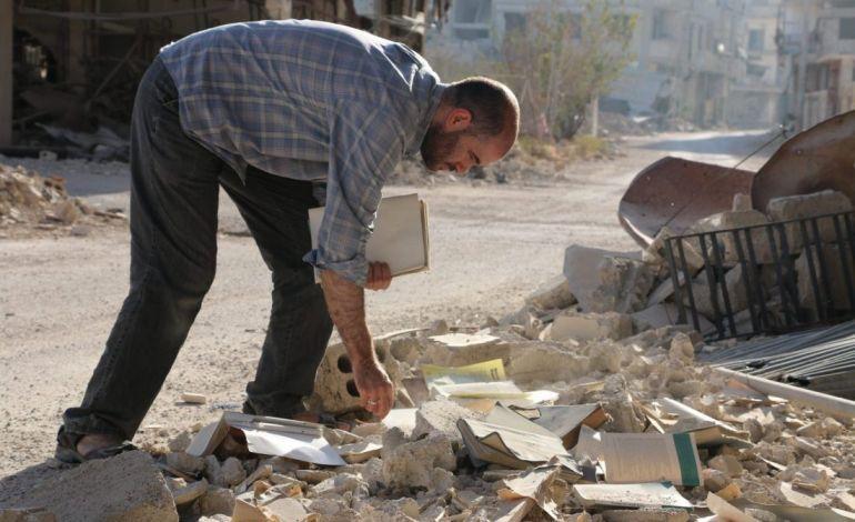 Daraya : Bombalar Altındaki Kütüphane