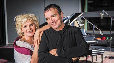 Francesca Gagnon & Rene Duperé