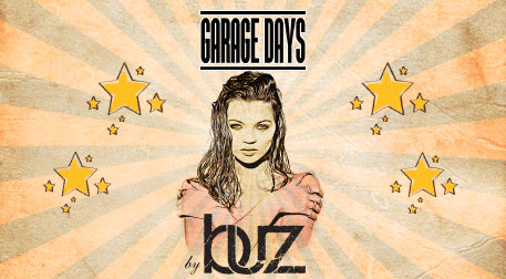 Grunge Party: Garage Days by Buz