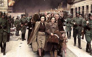 Holokost ile Yüz Yüze