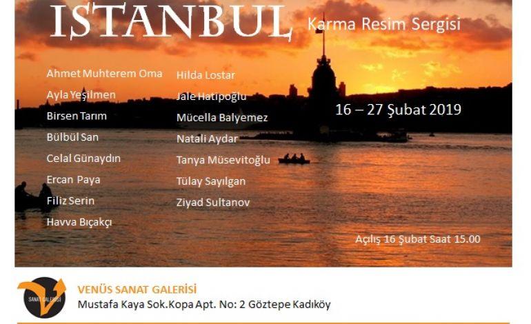 İstanbul Karma Resim Sergisi