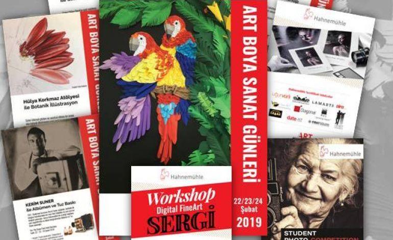 İstanbul'da Sanat Günleri Başlıyor