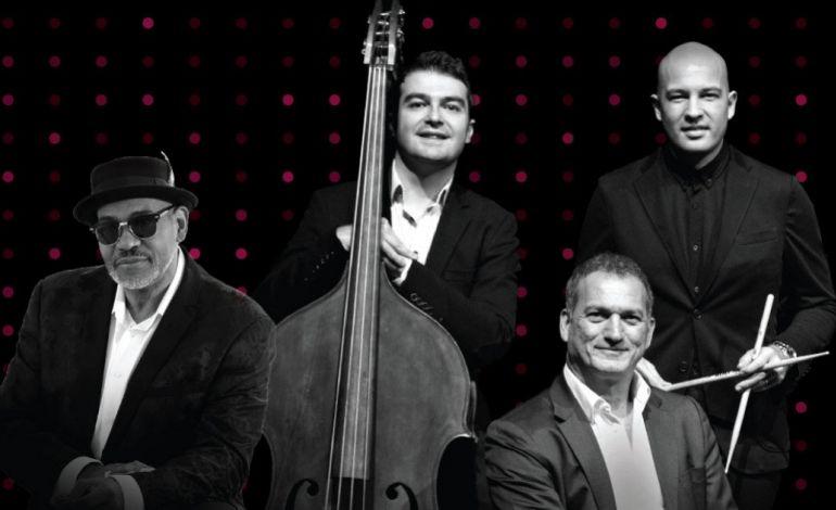 Kerem Görsev Trio feat. Allan Harri
