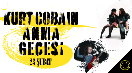 Kurt Cobain Anma Gecesi