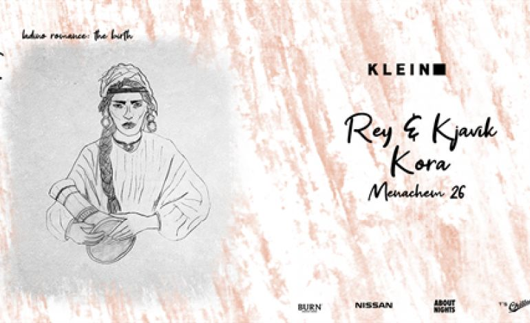 Ladino Romance w/ Rey & Kjavik + Kora