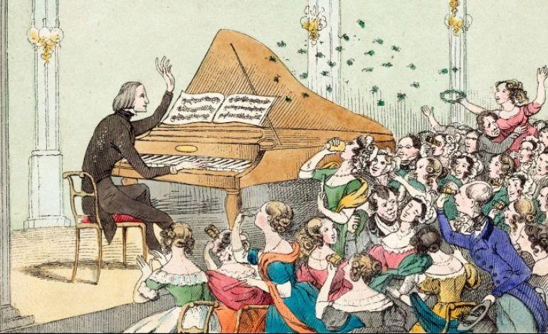 Liszt, Doğu'dan İzdüşümler