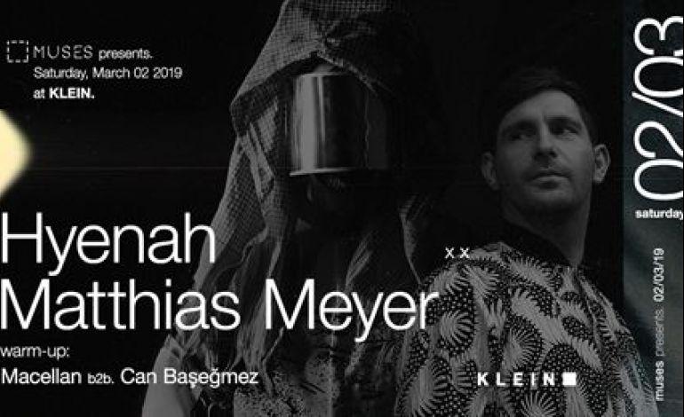 MUSES w/ Hyenah & Matthias Meyer