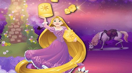 Rapunzel'in Hikayesi
