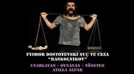 Suç ve Ceza - Raskolnikov