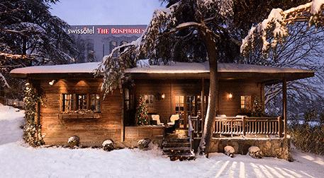 Swissotel Chalet'de Sevgililere
