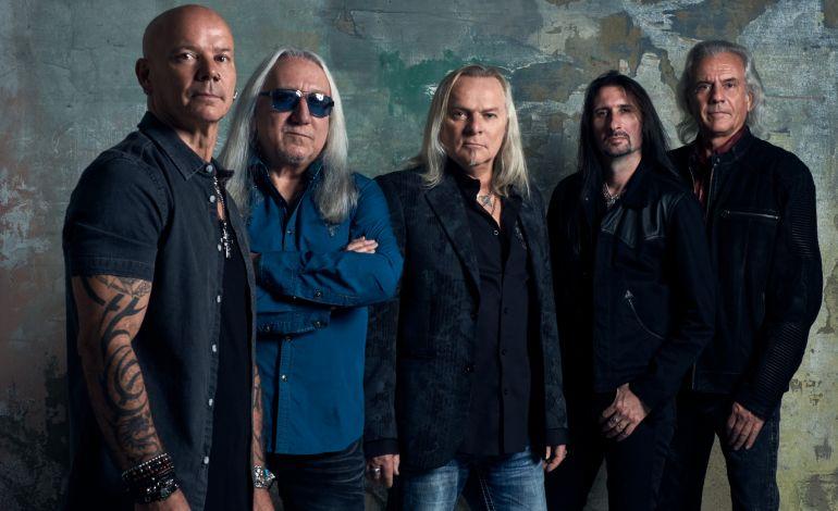 Uriah Heep - Living the Dream World
