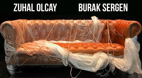 Zuhal Olcay - Burak Sergen