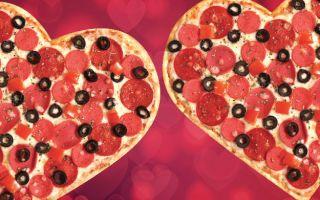 Aşkı Anlatmanın En Doyurucu Yolu Domino's Pizza'da