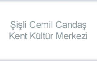 Şişli Cemil Candaş Kent Kültür Merkezi