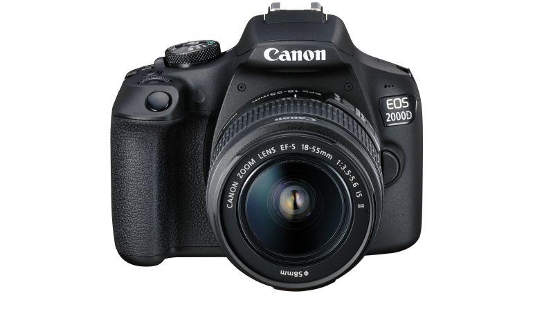 Sevgilinizle Anılarınızı Canon EOS 2000D İle Ölümsüzleştirin