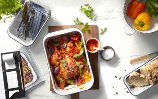 Tchibo'dan Mutfakta Pratik Çözümler