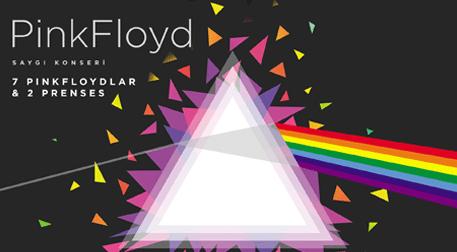 7 Pink Floydlar & 2 Prenses