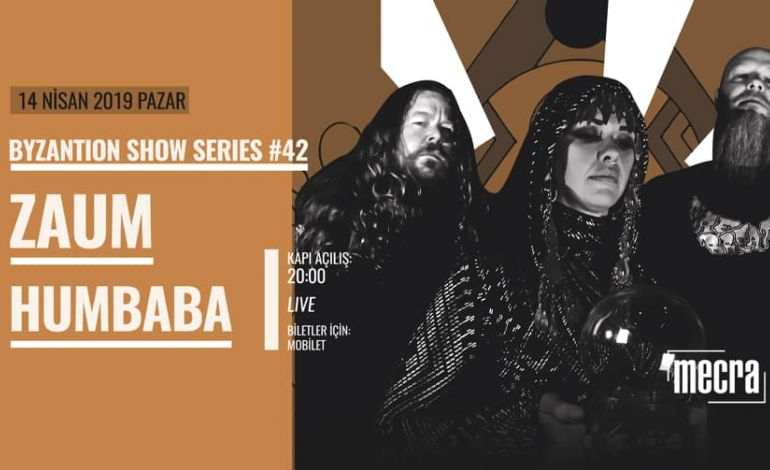 Byzantion Show Series #42 ZAUM • Humbaba [Live]