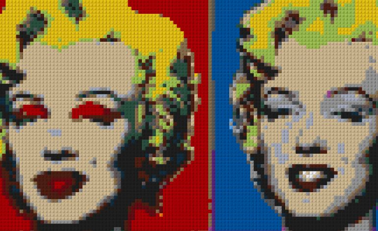 Dünya Kadınlar Günü'ne Özel Marilyn Monroe Mozaik Atölyesi