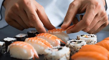 Elite World Chefs Sushi Atölyesi