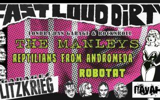 Fast Loud Dirty: Rock'n'Roll, Garage, Surf Party