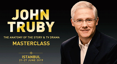 John Truby TV Drama