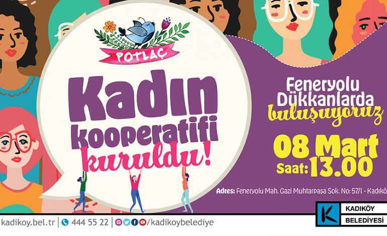 Kadıköy Belediyesi'nden 8 Mart Etkinlikleri