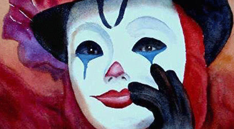 Masterpiece Galata Resim - Maskeli