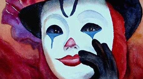 Masterpiece Maslak Resim - Maskeli