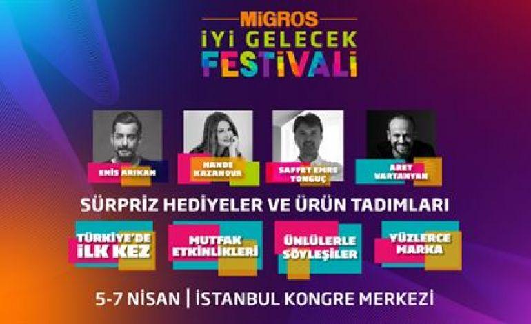 Migros İyi Gelecek Festivali