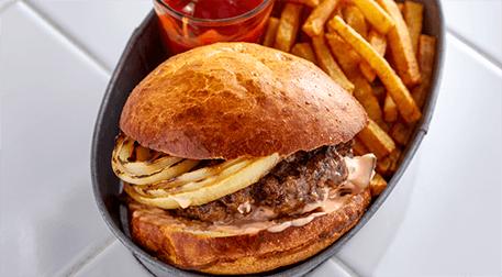 MSA- Burger&Fries