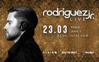Rodriguez Jr (live) @Klein