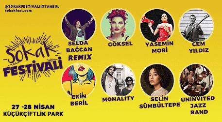 Sokak Festivali - 1 Gün