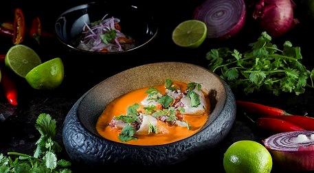 Swissotel'de Peru Mutfağı Atölyesi
