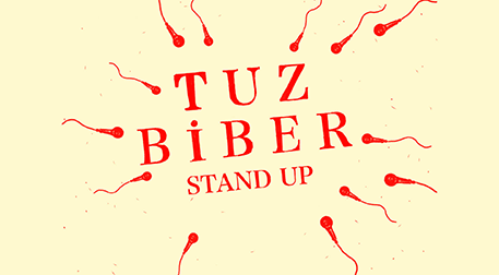 Tuz Biber Stand-up