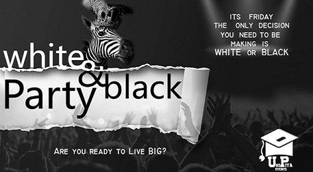 White & Black Party