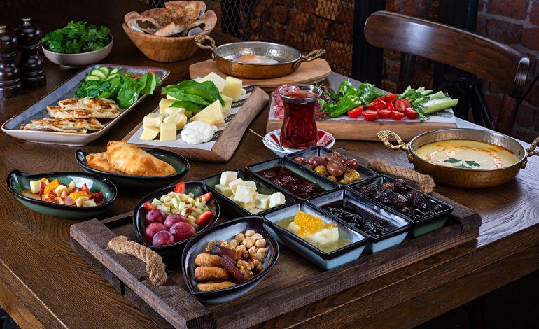 Delimonti'de Kahvaltı Keyfi Bir Başkadır