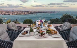 İtalyan Lezzetleri IZAKA Restaurant&Bar Lounge'ta