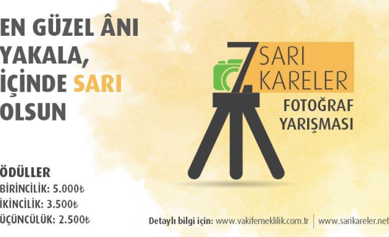 7. Sarı Kareler Fotoğraf Yarışmas