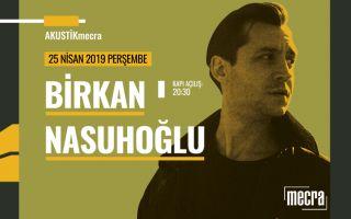 Birkan Nasuhoğlu | akustik