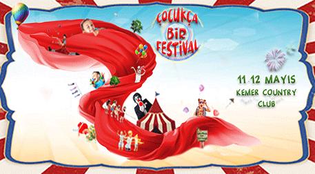 Çocukça Bir Festival