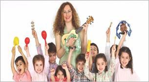 Çocuklara Şarkılar Ritmik Oyunlar